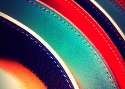 Ceintures choix de couleurs